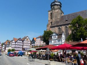 Wochenmarkt Homberg Efze