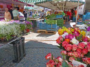 Wochenmarkt Baunatal